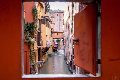 Bergamo - Bologna - Parma - Milano 15.-20.08.2019