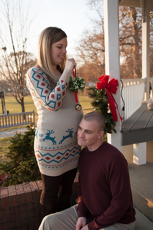 Baby Lila Maternity Pictures