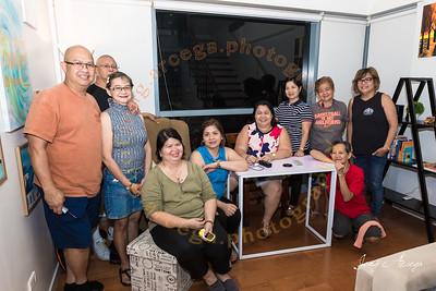 2018 Escueta Clan/Cousins in the Philippines