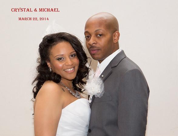 Crystal & Mike Wedding Album