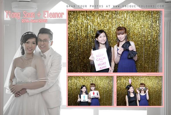 Tiong Soan + Eleanor Photo Booth Album