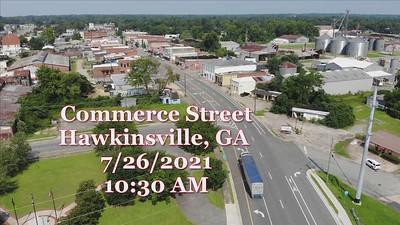 Commerce Street Hawkinsville