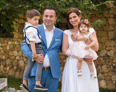 2016 - 07 - 30 Βαγγέλης & Μαρία & Γεωργία