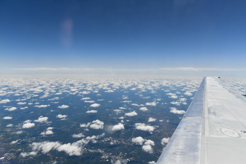 Airborne - Atlanta to Philadelphia