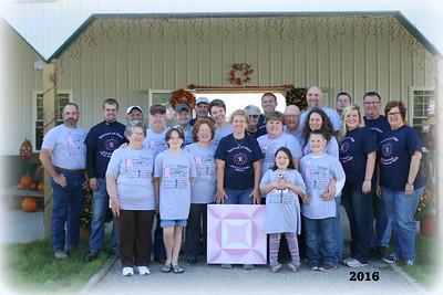 Linda Baird & Family 2016