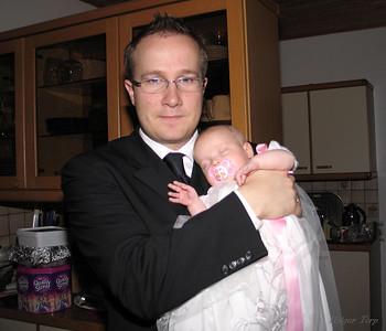 Elín Freyja Andradóttir skírð 11. desember 2005
