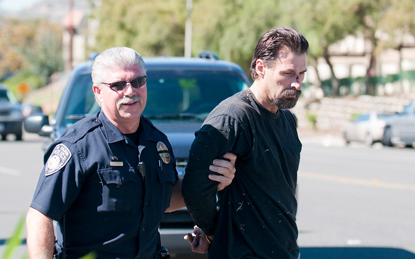 El Cajon Police Safely Pursue Suspect To Lakeside