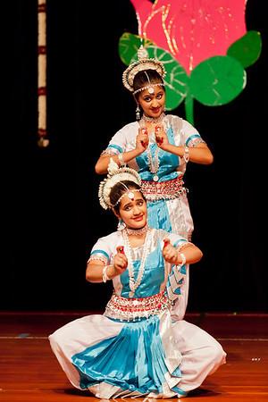 Arangetram - Sreeja and Pooja