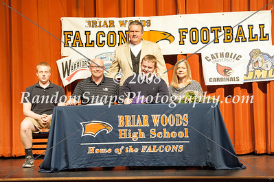 Signing Day II -- 04/10/2014