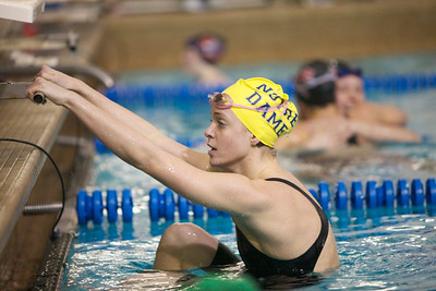 D N swim meet Regionals 2012