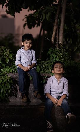 Siva and Prathyusha