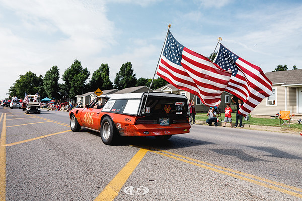 Team FNA at the Freedom Fest Parade 2019