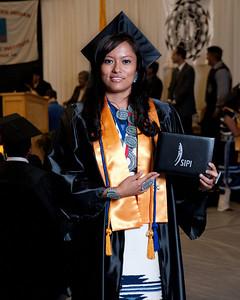 3. SIPI Graduates: Portraits with Diploma