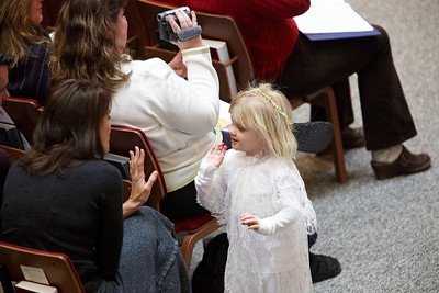 Mountain View UMC 12-12-2010 Third Sunday in Advent - Children's Pageant