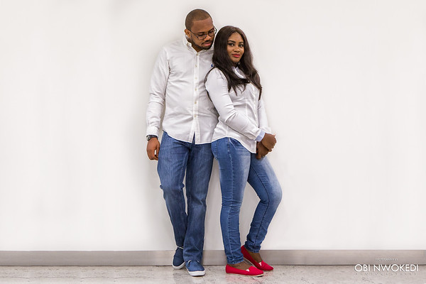Nigerian Wedding Photographers // Chinazom + Chuzzy