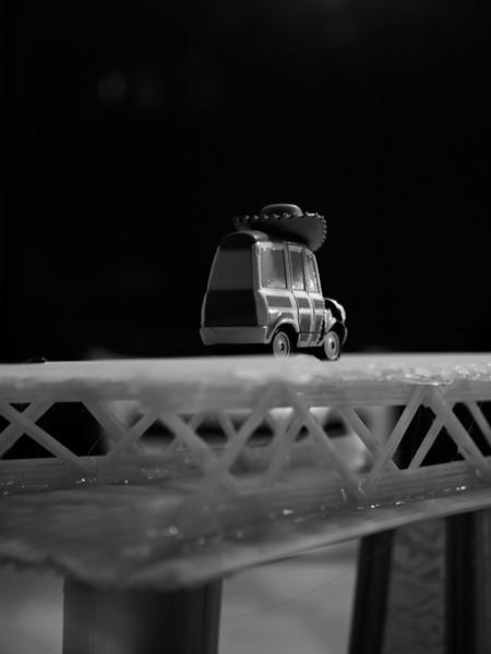 14. 'On a spaghetti bridge to nowhere', by srf4real. 9/16/07, Panasonic DMC-L1.