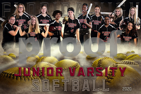 Florida High Junior Varsity Softball 2020