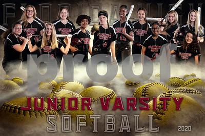 Florida High Junior Varsity Softball 2020
