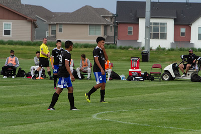 MLS  Toros U15 vs Colorado Rapids