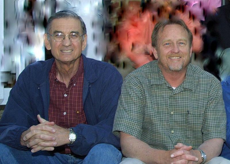 2005 Millard Fuller and David Snell