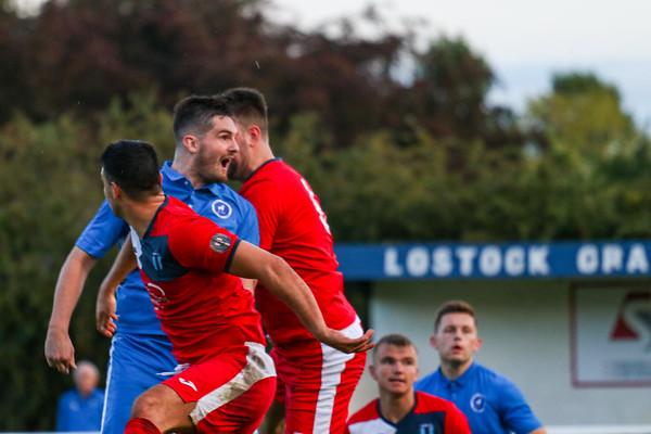 Lostock Gralam v Crewe FC - 13-08-19
