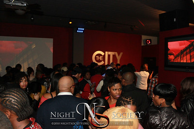 The Hangover at The City Ultra Lounge 02-05-11