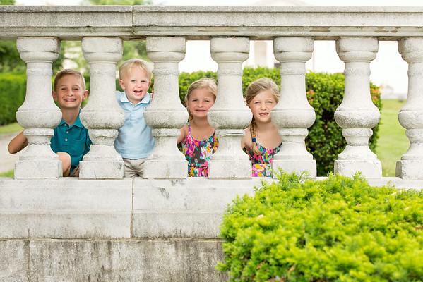 Bibbo Family Portraits