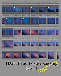 07-31-2016 1 Day  Panoramic Photography – Post Processing