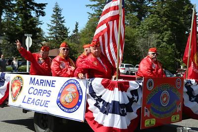 Coupeville Memorial Day Parade 2018-05-26