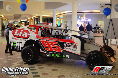 Wilton Mall Car Show - 3/9/18 - Dylan Friebel