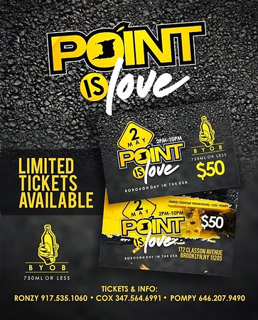 Point is Love