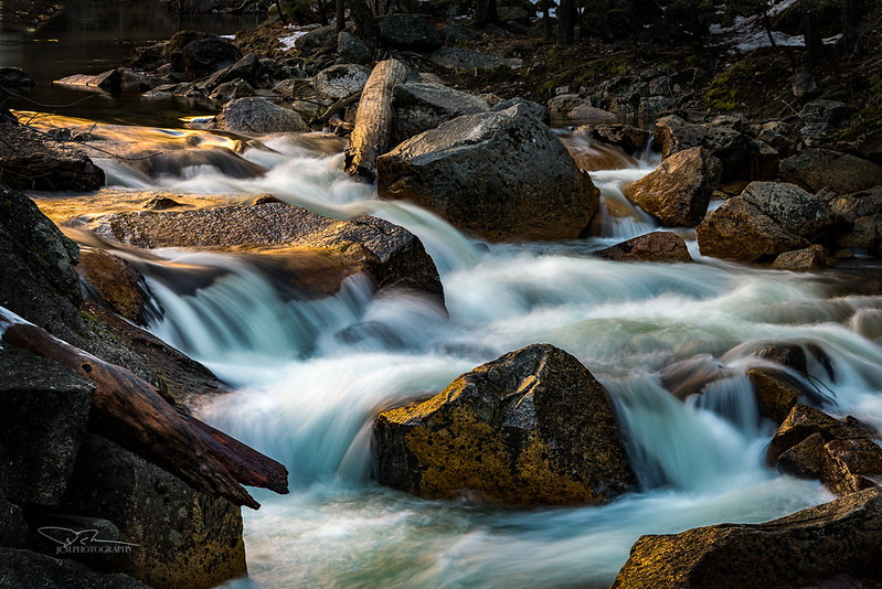 Tenaya Creek. Yosemite, CA