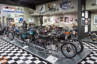 Hill Country Motorheads Museum - Burnet TX