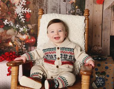 Jack's Christmas Mini