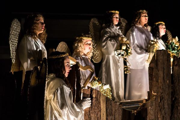Live Nativity 2014