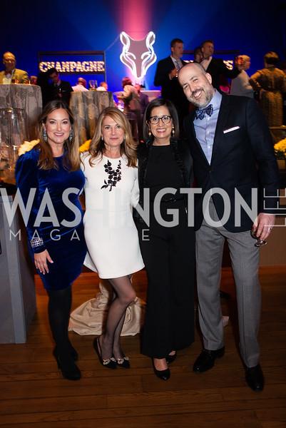 Sara Jaffe, Mary Pat Decker, Lily Valle, David Ostroff