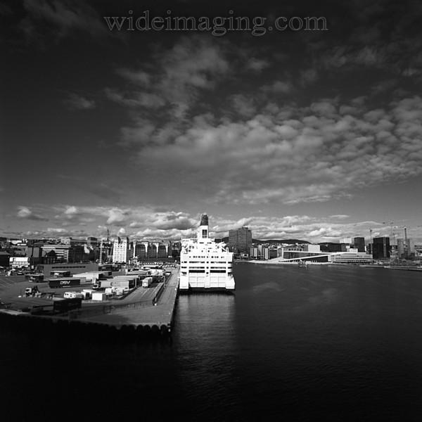 Oslo Harbor, August 2010