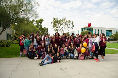 A DAY AT DOMINGUEZ HILLS