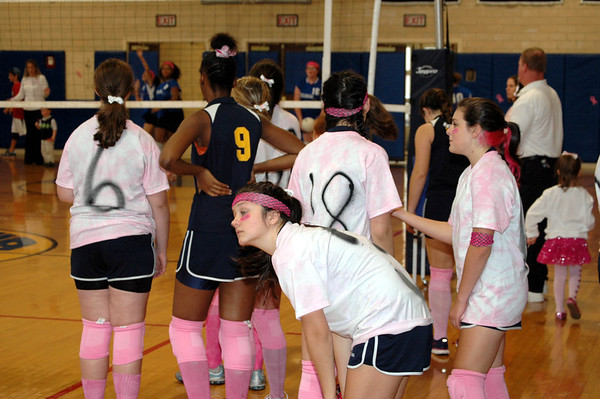 Dig Pink Volleyball Games