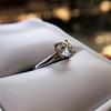 0.78ct Round Brilliant Diamond Bridal Set by Cartier 29