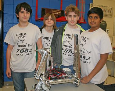 2014 FTC State Team & Robot Photos