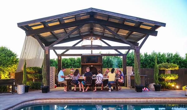 Poolside Summer