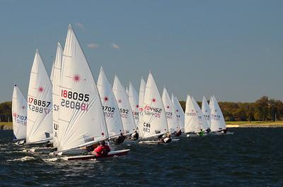 2015 Chesapeake Bay Laser Masters Championship