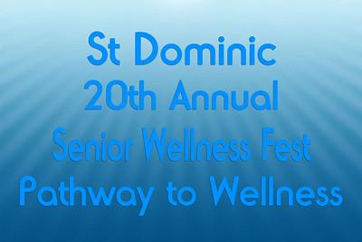 2018-10-24 St Dominic 20th Annual Wellness