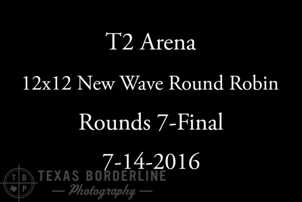 7-14-2016 Round Robin Round 7 to Final