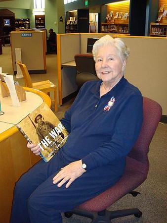 Veterans Week Book Winners 2007