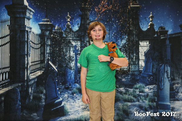 Willow Creek Elementary BooFest 2017 Photo Booth