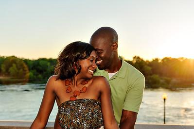 Alisha & Aaron Engagement