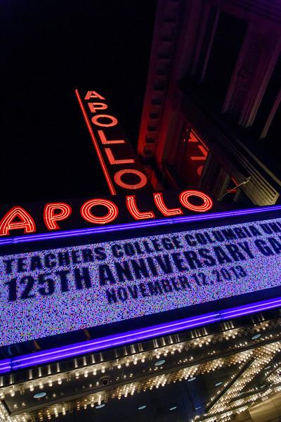 Nov 12, 2013-Teacher's College 125th Anniversary Gala
