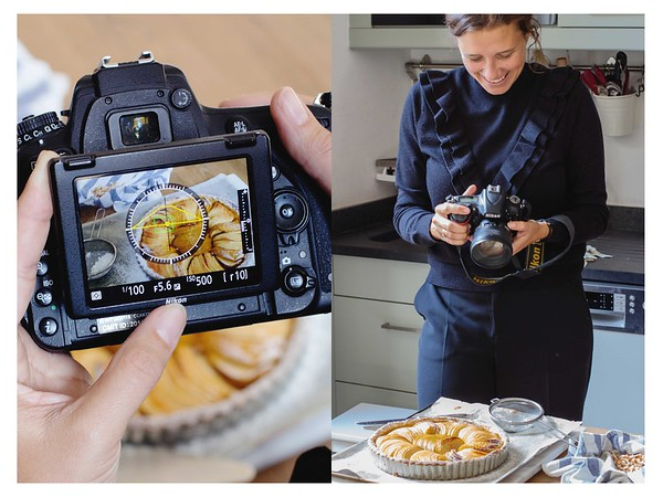 Food styling and photography workshops